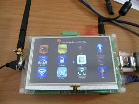 ARM Cortex-A8 人機介面