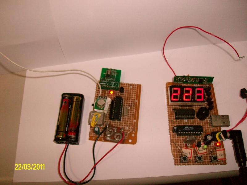 無線溫度控制