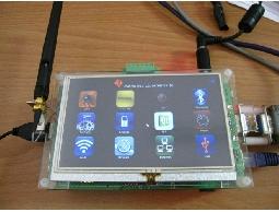 耶穌愛你 程式設計 硬體電路 ARM CortexA8, NS115A9 人機介面(UI)