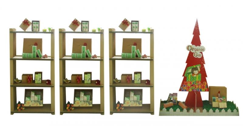 伊蒳貝有機環保禮盒