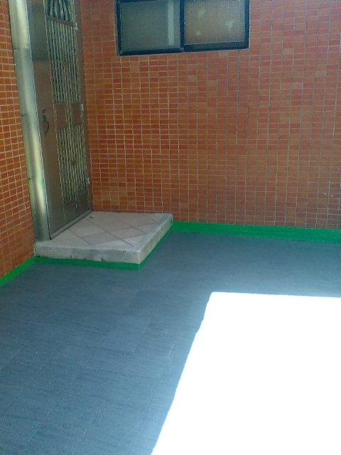 露臺防水貼磚