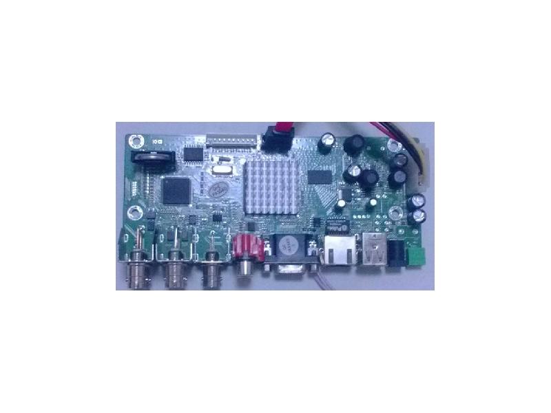 4-ch H264 DVR