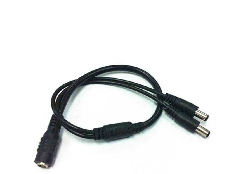 電源分接器 DC插頭 讓您省變壓器 1對2 施工好幫手 配線整理 數位監控 監視攝影