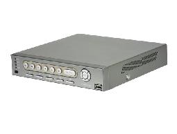 杭特4CH網路型監控主機