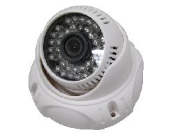 高解析SONY 700TVL紅外線半球攝影機