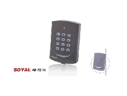 門禁系統 : SOYAL AR-721H 單機/連網 EM / Mifare 感應讀卡機