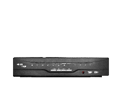 超高解析高畫質1080P 4路DVR 4聲 HD-SDI 防盜監看監視主機
