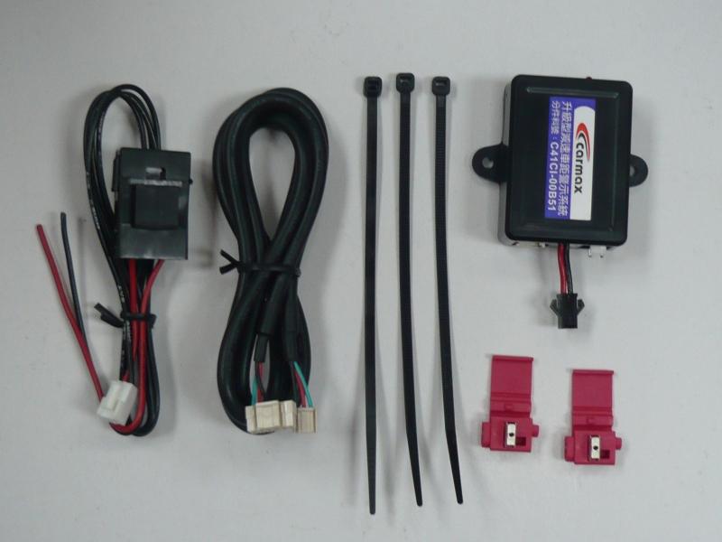 升級型減速車距警示系統