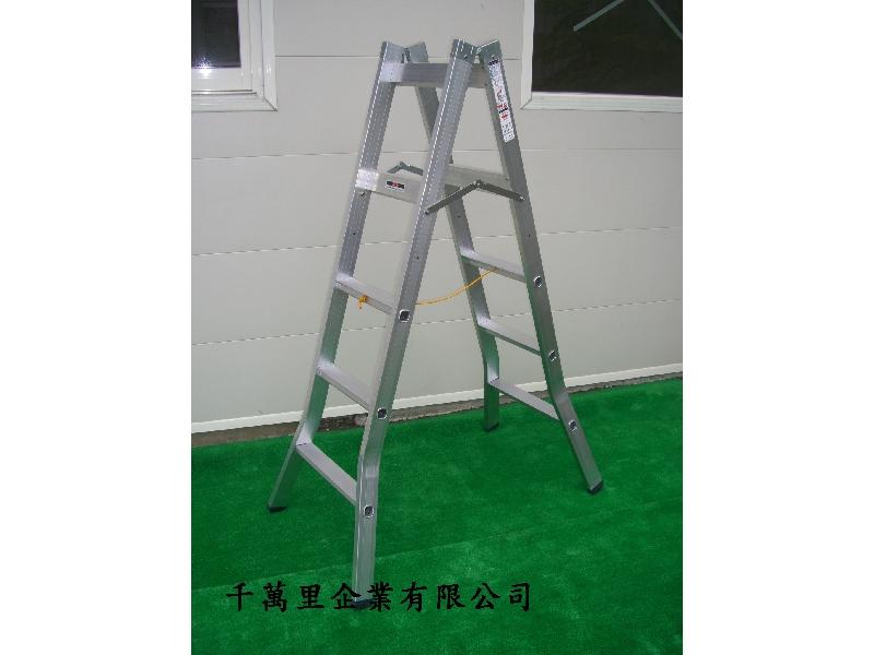 活動梯、行走梯、油漆梯--鋁梯