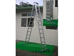 鋁梯-挑高A字梯-12尺A字梯、14尺A字梯、16尺A字梯