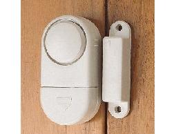 磁簧感應式門窗閃光警報器-年假期居家外出營業場所防歹徒竊賊小偷.可搭防盜鎖防盜器鈴