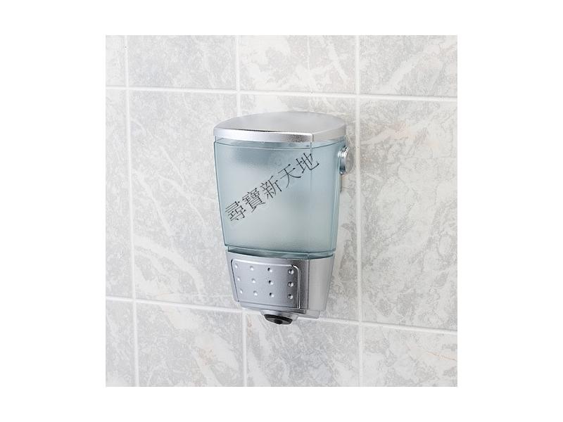 C1幸福手感典藏鍍銀500ml給皂機*衛浴沐浴室用品.洗髮精.潤髮乳.沐浴乳洗手乳.洗面乳