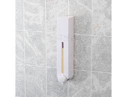 C6幸福手感經典白單孔給皂機-衛浴用品浴室用品.洗髮精.沐浴乳洗手乳洗面乳