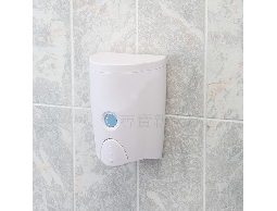 C5幸福手感時尚白600ml給皂機-衛浴用品浴室用品.洗髮精.沐浴乳洗手乳洗面乳.