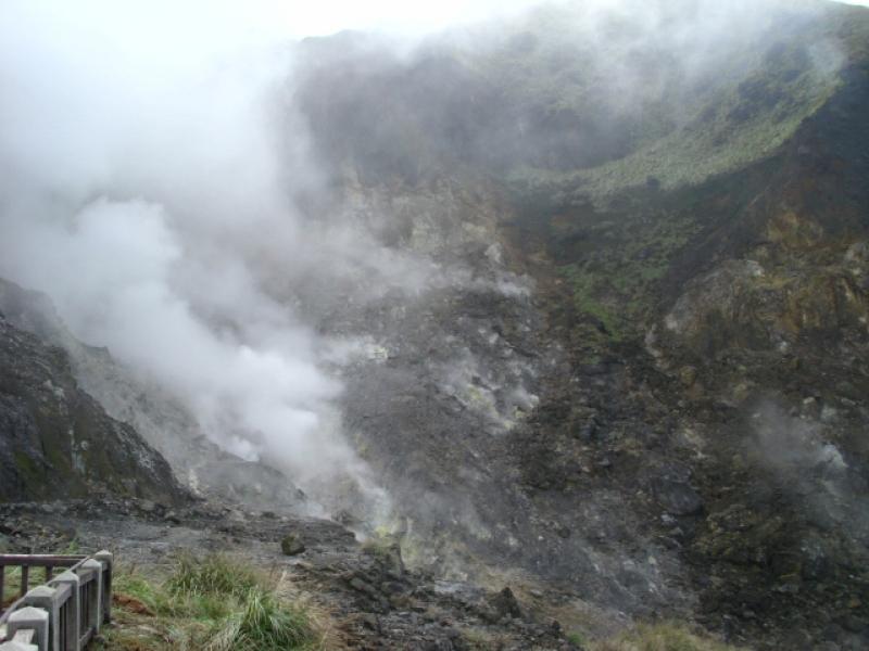 小油坑/活火山景觀區