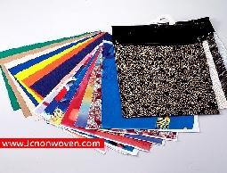 不織布(麗新布)各式布料