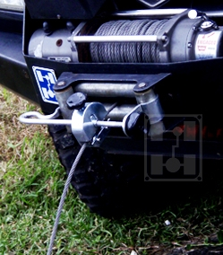 WFH-101絞盤鋼絲繩整/收線器