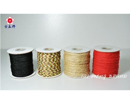 A線,五色線,麻繩,紅紗線