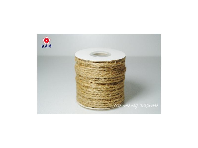 台孟企業有限公司-麻繩、染色麻繩、麻紗等,台灣專業大量製造與批發,客製化訂做