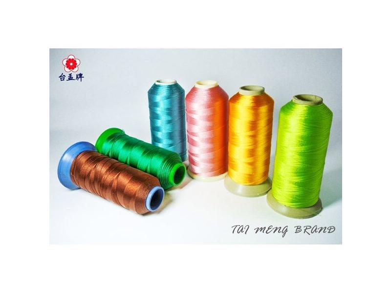 台孟牌 尼龍線 (#40,#30,#15,#10) 四種規格 (車縫、手縫、拼布、壓線)
