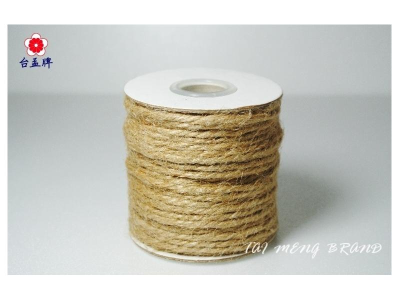 台孟牌 麻繩 兩種尺寸 (麻線、麻紗、編織、手工藝) 專用,優惠上市中!