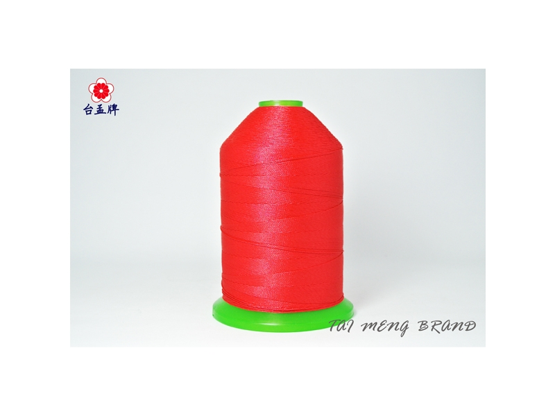 台孟牌 特多龍 600/3 (三股) 2000碼 紅色 (車縫線、手縫線、拼布、壓線) 專