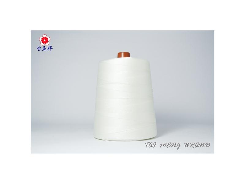 台孟牌 尼龍縫袋口車縫線 420/3 (三股) 2200碼 (封口線、縫口線、縫袋口線)