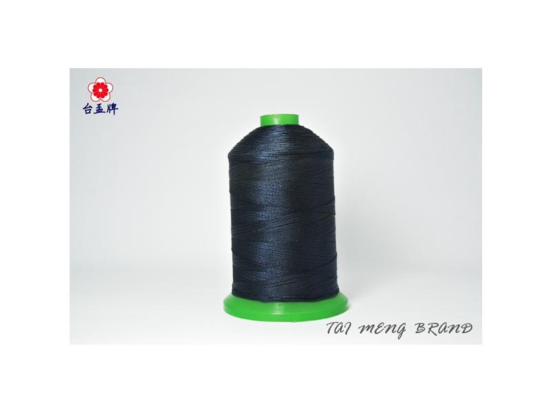 台孟牌 尼龍線 #10(三股) 2000碼 深藍色 (車縫、手縫、拼布、壓線)專用