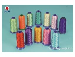 台孟企業有限公司-繡花線、繡線、刺繡、電繡等,台灣專業大量製造與批發,客製化訂做