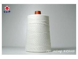 台孟牌棉質縫袋口車縫線(20/6)1350碼(封口線、縫口線、縫袋口線、攜帶式袋口縫袋機)