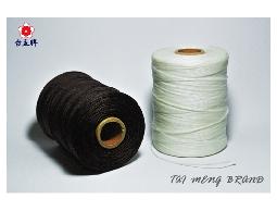 台孟牌 蠟線 600碼 (皮革手縫線、拼布、DIY材料、皮雕皮革、手工藝手創) 專用