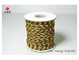 台孟牌 五色線 無加金蔥 三種規格 (編織、手環、串珠) 專用,優惠上市中!
