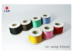 台孟牌 文化線 80碼 (流蘇、中國結繩、利利安、玉線、串珠線、編織、手工藝) 專用