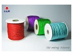 台孟牌 A線 100碼 (珠寶線、玉線、手機吊繩、串珠線、編織、手工藝) 專用,優惠上市中