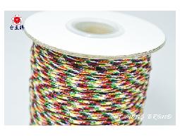 台孟牌 七色線 有加金蔥 (編織、手環、串珠、中國結、項鍊、DIY) 專用,優惠上市中!