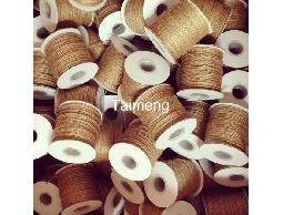 台孟牌 原色麻繩 100 顆包裝 限時搶購!! (麻線、毛線、麻紗、編織、手工藝) 專用