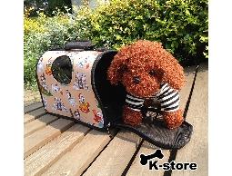 K-store寵物衣服批發【大麥町寵物手提籠】專賣貓狗衣服、寵物衣服、狗床、狗屋、狗窩、項