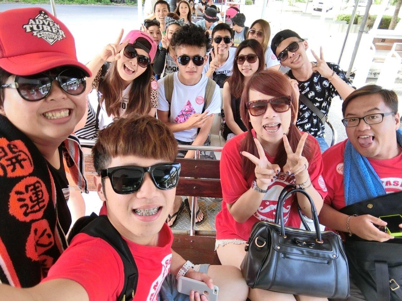 泰FUN鬆夏季員工旅遊