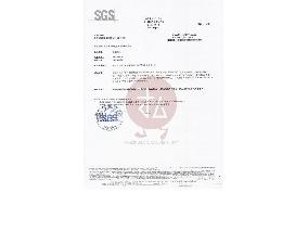 【SGS檢驗報告】1