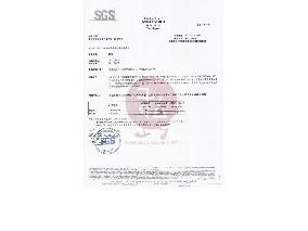 【SGS檢驗報告】2
