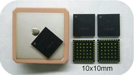 A6C GPS chip