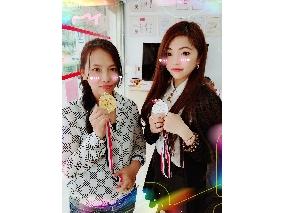 3月份績優葉心玲+第一季績優陳文婕