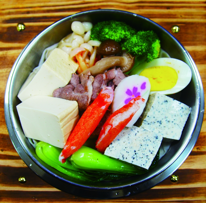 養生豆腐鍋