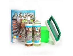 抿石、岩石(天然石頭)地面防滑液DIY組-止滑液,止滑劑,防滑液,防滑劑,止滑大師