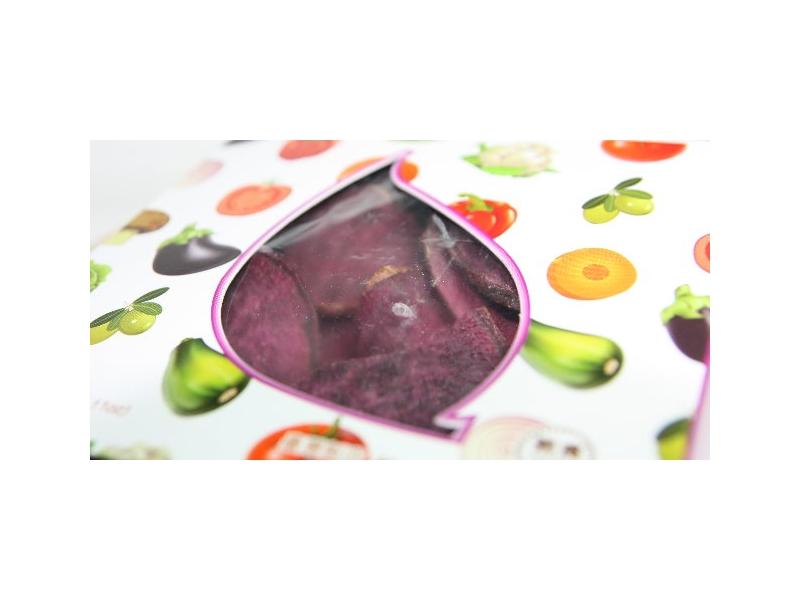 大頭叔叔UnCLE DATOU_蔬菜脆片水果脆片-紫地瓜脆片 《盒》