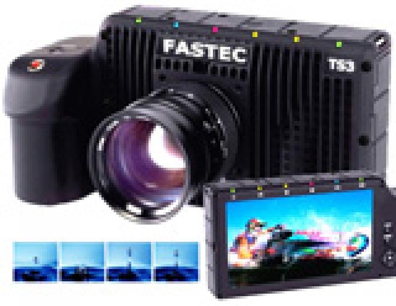 Fastecimaging高速攝影系統