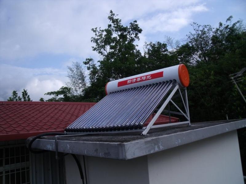 金剛超導太陽能熱水器
