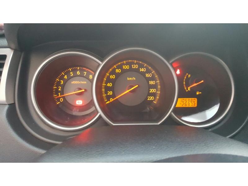 三隻小豬車坊~實車實價2006  灰色 TIIDA  1.8   黑內裝  掀背車