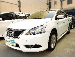 三隻小豬車坊~實車實價 2014   日產 SUPERSENTRA   1.8L  白色