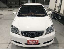 """三隻小豬車坊 """"實車實價"""" 2008年 TOYOTA 省油小型車 VIOS 1.5"""
